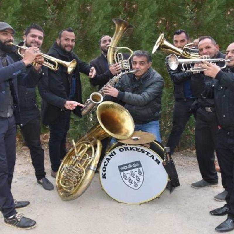 Kočani Orkestar, Rijeka, 2019.