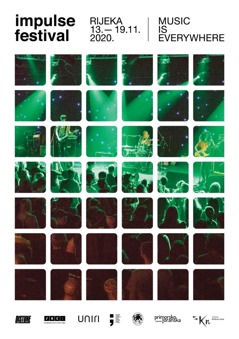 Impulse Festival #7_Poster design By_Radnja