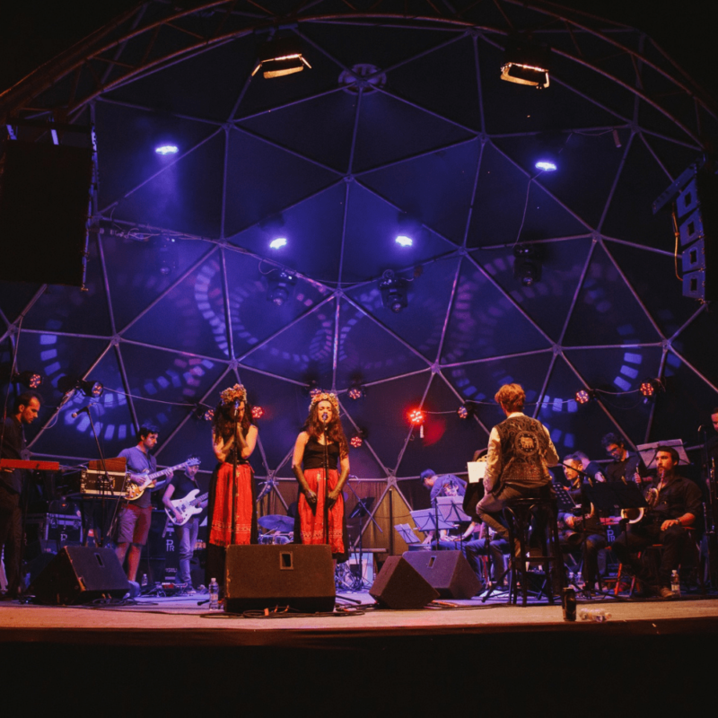 Mimika Orchestra, Vesna Pisarović i Naš veliki mali orkestar, Kozmodrum, Jan Kinčl & Regis Kattie, Bruno Mičetić Quintet, Rijeka, 2020.