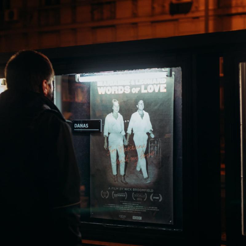 """Marianne & Leonard: Words of Love"", Rijeka, 2020."