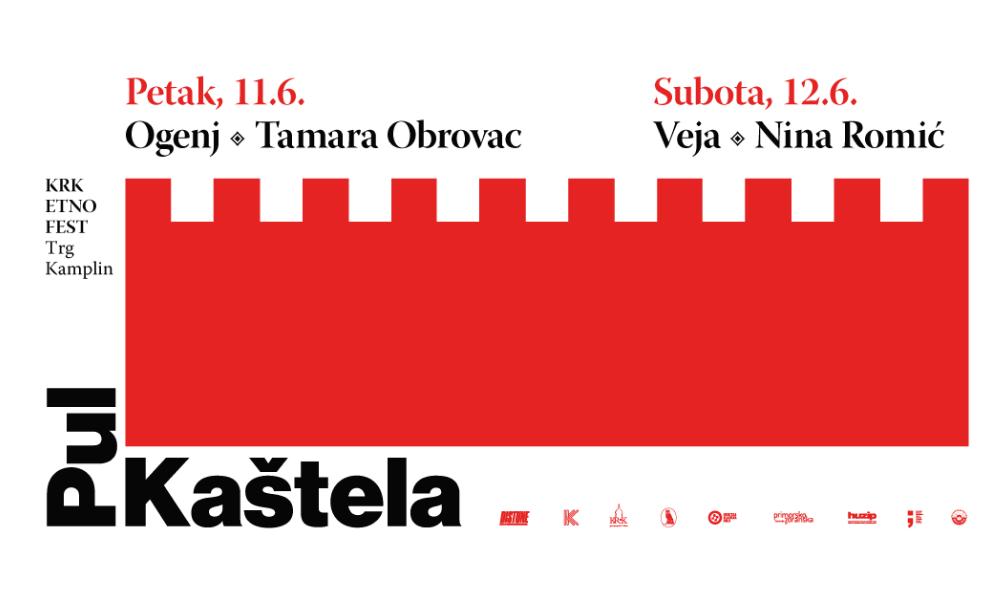 Krk Etno Fest: Pul Kaštela, Krk, 2021.