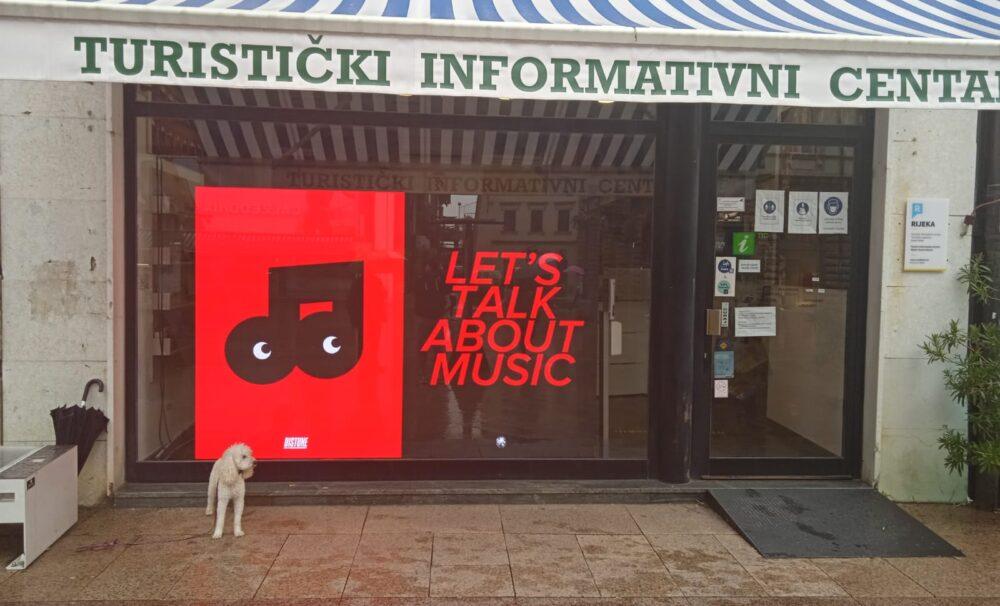 Let's Talk About Music 2021., Rijeka, 2021.