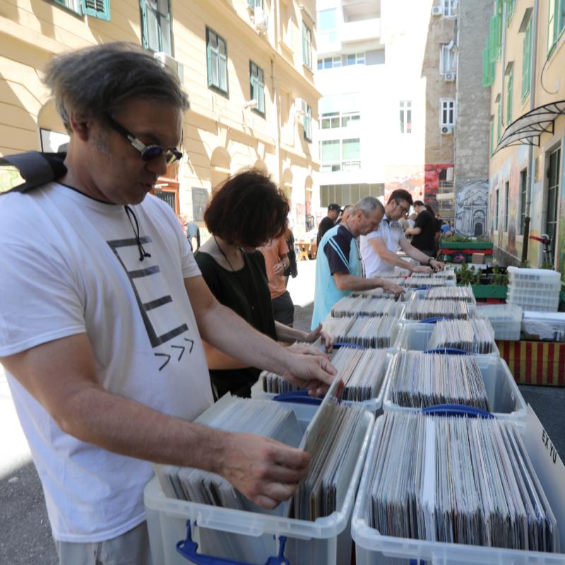 Sajam Ploča #15, Rijeka, 2021.